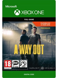 [VPN]  A Way Out - Xbox One Download Code