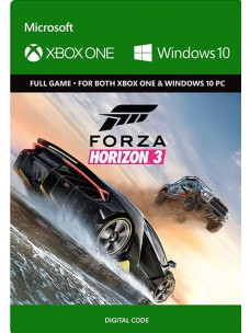 Forza Horizon 3 - Xbox One / Win 10 PC Download Code