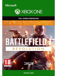 Battlefield 1 Revolution - Xbox One Download Code